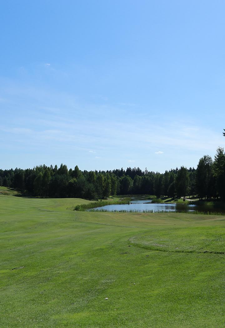 Minsk Golf Club - 1