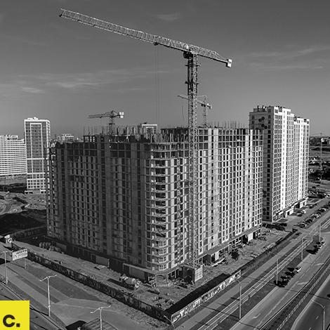 """Pekin"" house in the Residential Complex ""Minsk World"""