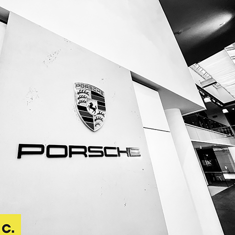 """Porsche"" Dealership"