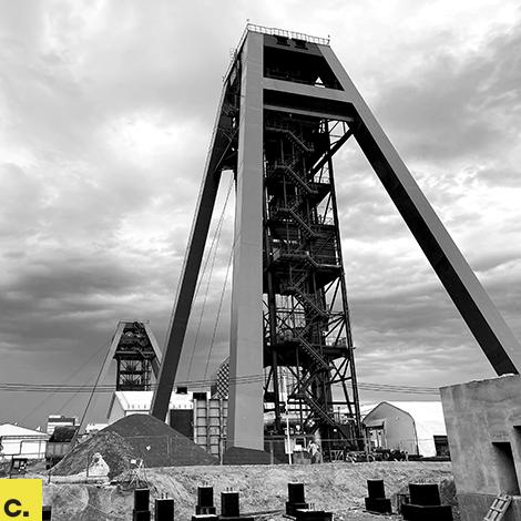 Nezhinsky mining and processing complex on the basis of the Starobinsky potash salt deposit