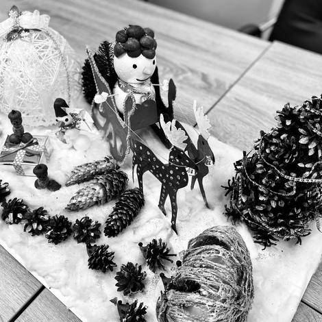 Приключения снеговиков в Стройтегии