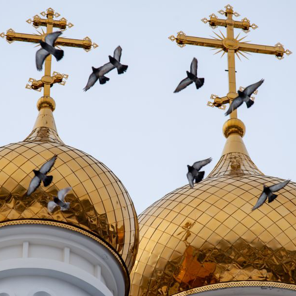 Support for the Belarusian Orthodox Church